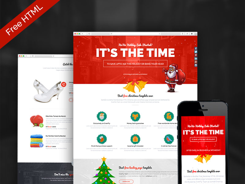 santago-free_christmas_sales_and_affiliate_landing_page_template-1